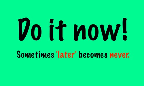 do-it-now