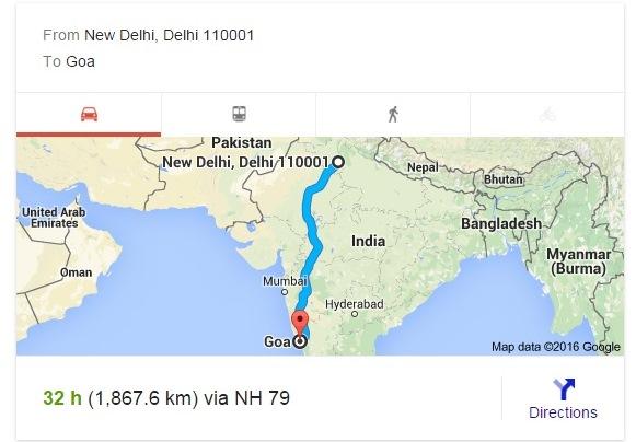 Distance Locator