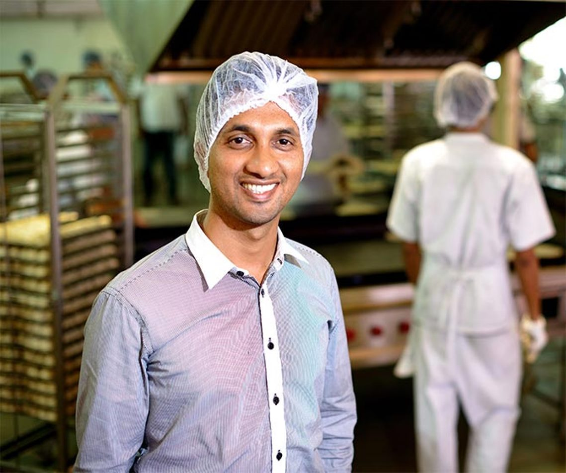 p c mustafa inspirational story in hindi