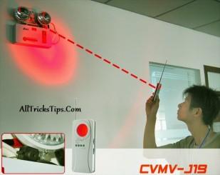 Cam Detector