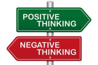stop negativity start positivity
